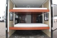 Bumper Pull Electric Bunk Beds