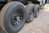 Fifth Wheel Tires - 32ft