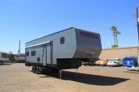Fifth Wheel Front Left- 30ft