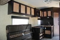 Fifth Wheel Kitchen And Cabinets - 30ft