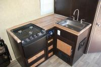 Fifth Wheel Lower Kitchen - 30ft