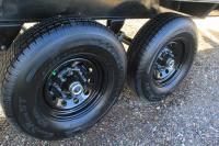 Fifth Wheel Tires - 30ft